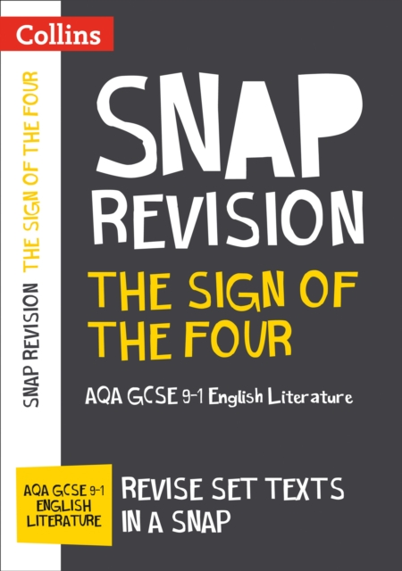 Sign of Four: New Grade 9-1 GCSE English Literature AQA Text Guide