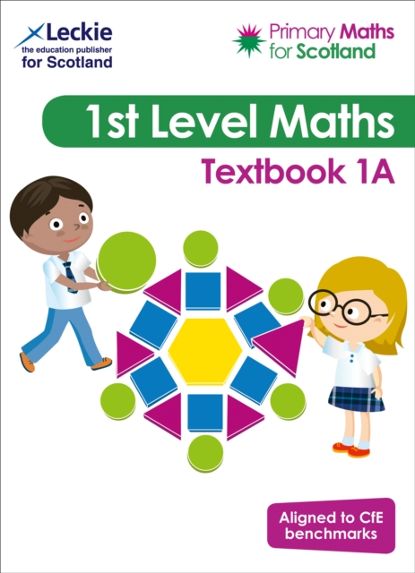 Primary Maths for Scotland Textbook 1A