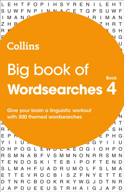 Big Book of Wordsearches 4