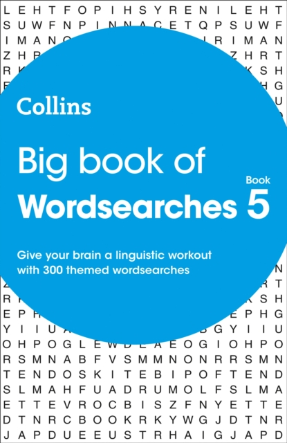 Big Book of Wordsearches 5