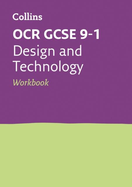 OCR GCSE 9-1 Design & Technology Workbook
