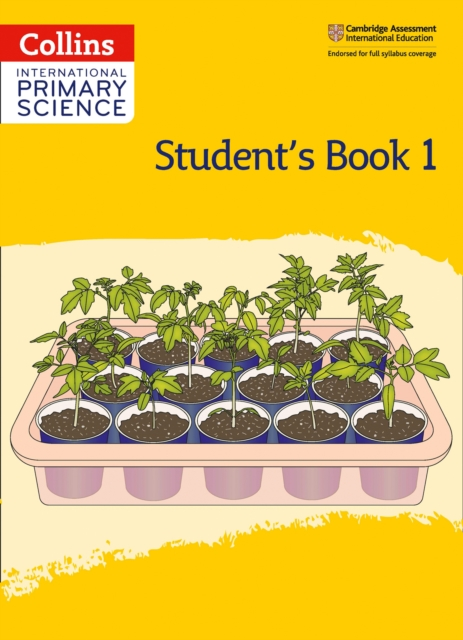 International Primary Science Student's Book: Stage 1
