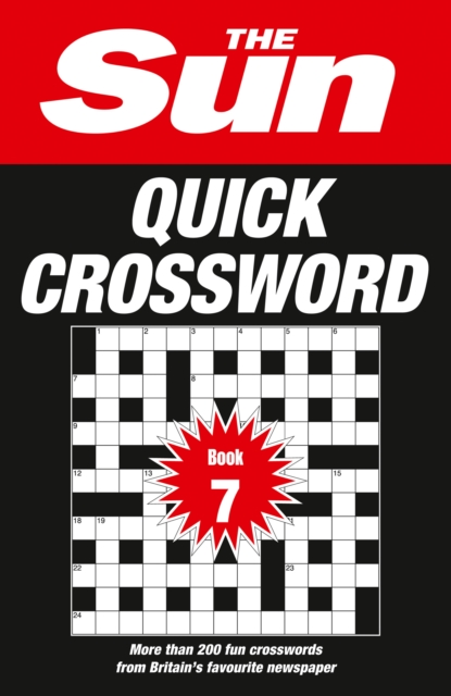 Sun Quick Crossword Book 7
