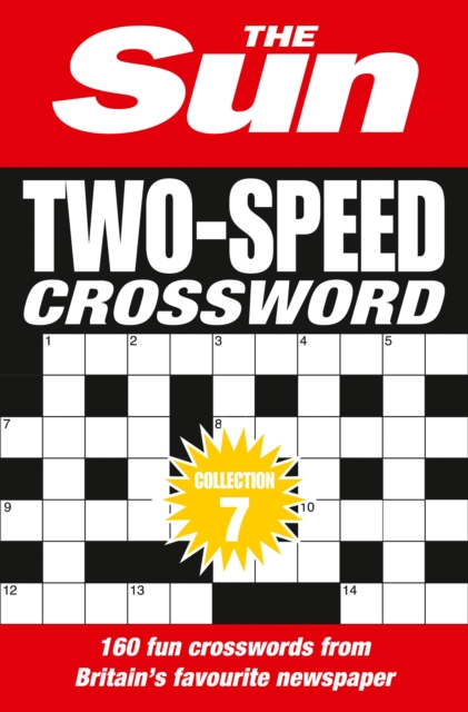 Sun Two-Speed Crossword Collection 7