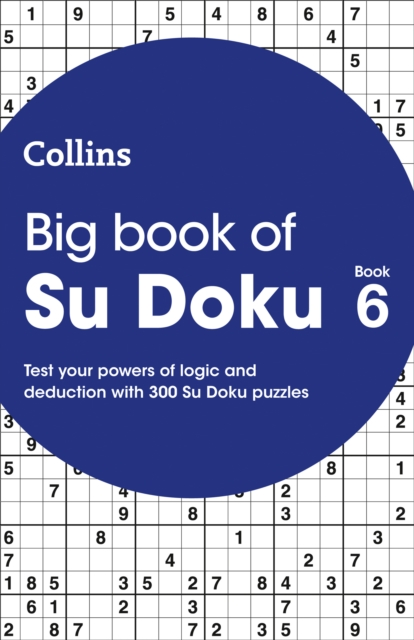 Big Book of Su Doku 6