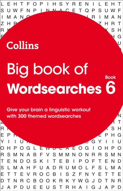 Big Book of Wordsearches 6