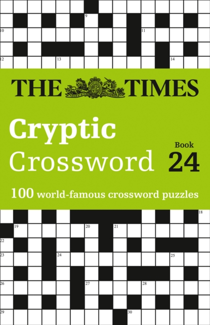 Times Cryptic Crossword Book 24