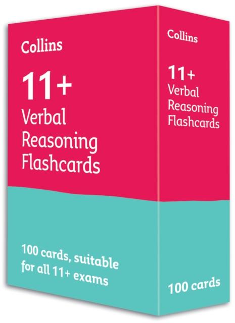 11+ Verbal Reasoning Flashcards