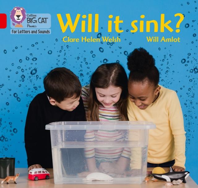 Will it sink?