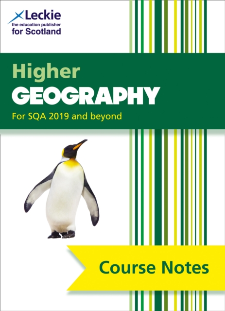 Higher Geography Course Notes (second edition)