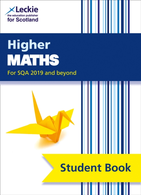 Higher Maths Student Book (second edition)