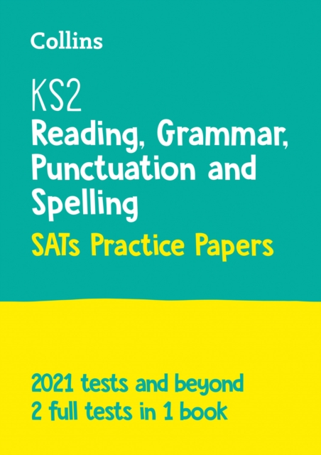 KS2 English Reading, Grammar, Punctuation and Spelling SATs Practice Papers