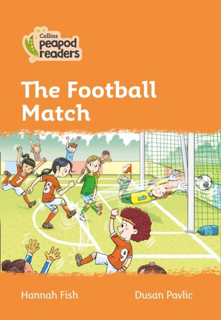 Level 4 - The Football Match