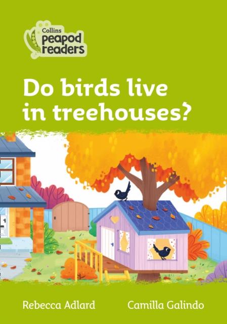 Level 2 - Do birds live in treehouses?
