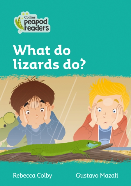 Level 3 - What do lizards do?