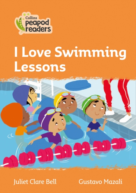 Level 4 - I Love Swimming Lessons