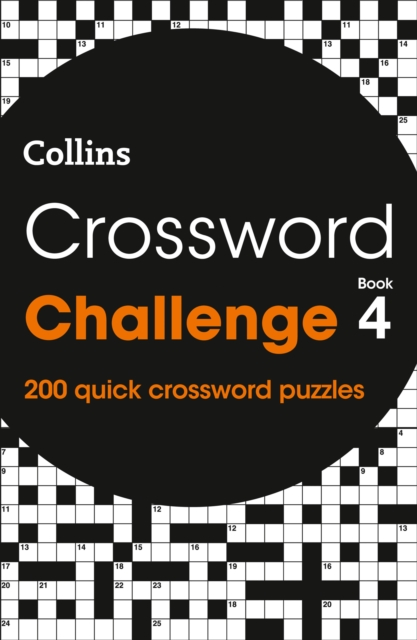 Crossword Challenge Book 4
