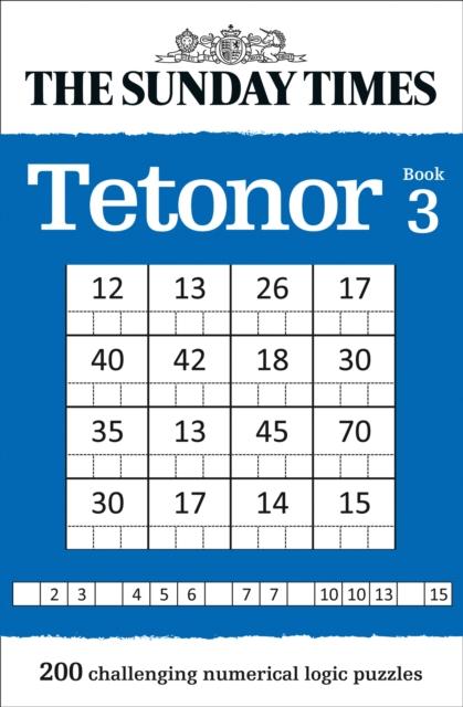 Sunday Times Tetonor Book 3