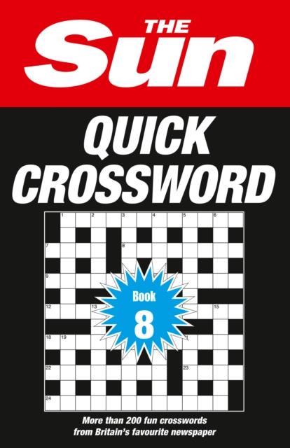 Sun Quick Crossword Book 8