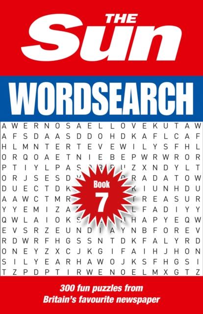 Sun Wordsearch Book 7