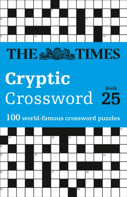 Times Cryptic Crossword Book 25