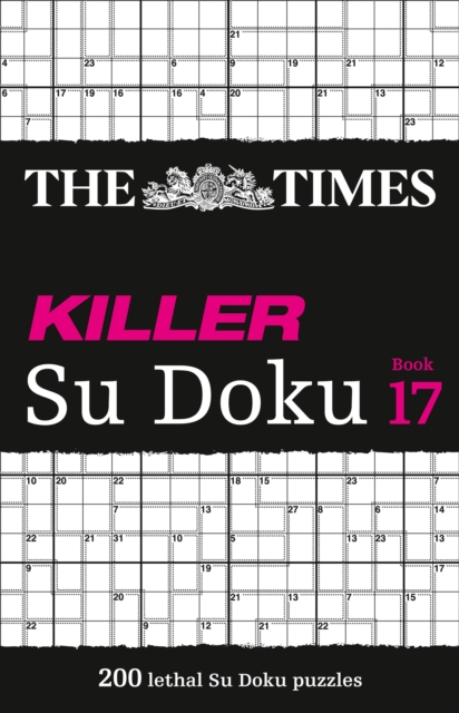 Times Killer Su Doku Book 17
