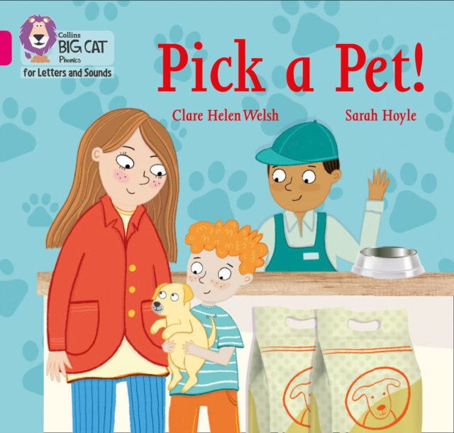 Pick a Pet!