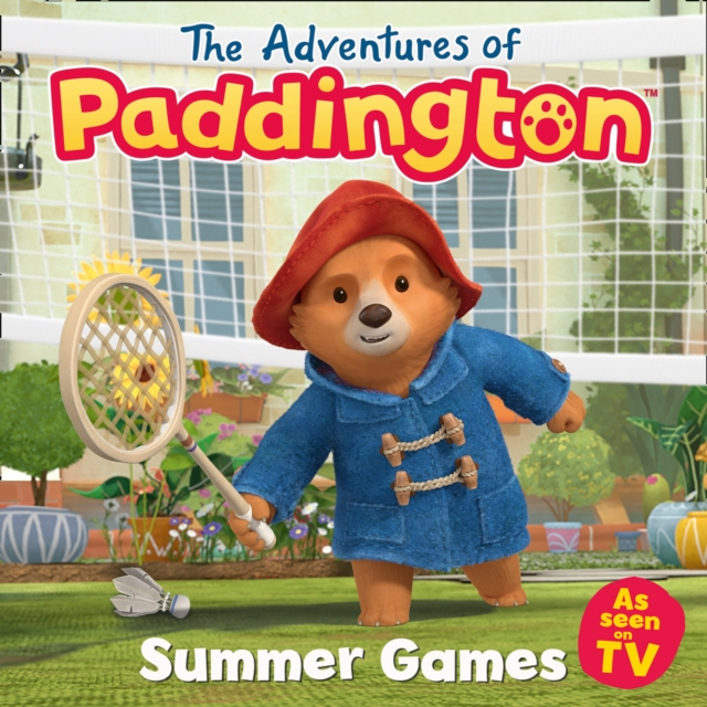 Adventures of Paddington: Summer Games Picture Book