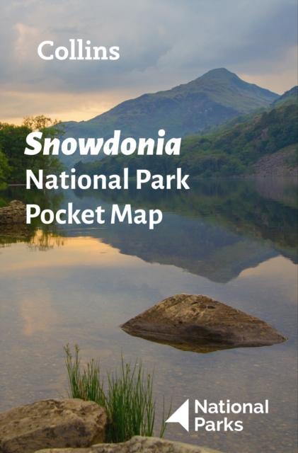 Snowdonia National Park Pocket Map