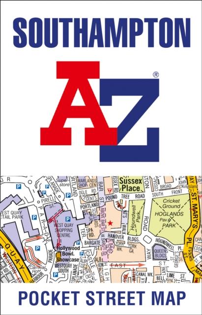 Southampton Pocket Street Map