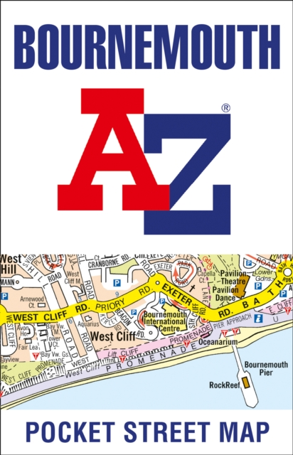Bournemouth Pocket Street Map