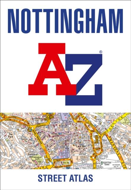 Nottingham A-Z Street Atlas
