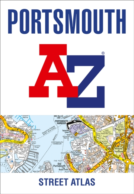 Portsmouth A-Z Street Atlas
