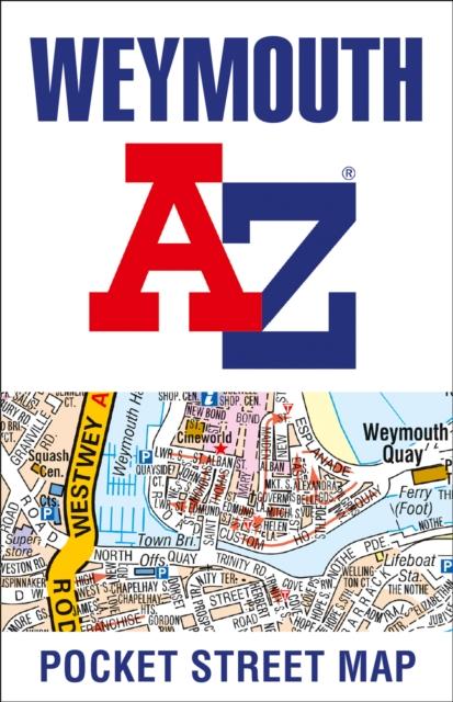 Weymouth Pocket Street Map