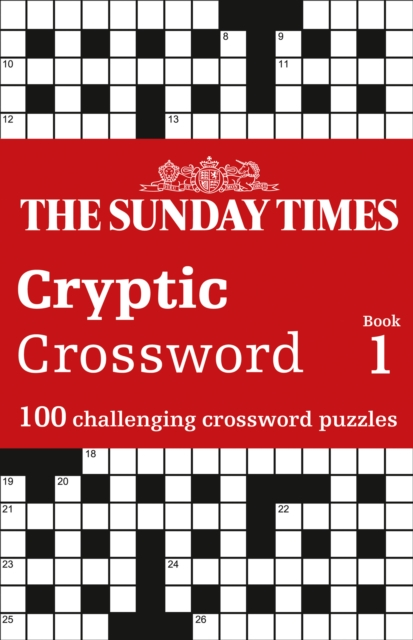 Sunday Times Cryptic Crossword Book 1