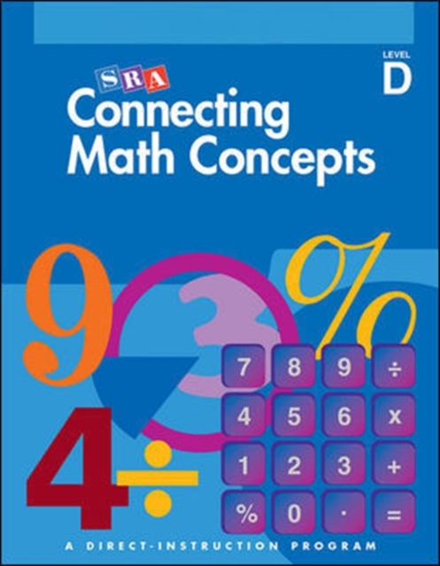 Connecting Math Concepts Level D, Workbook (Pkg. of 5)