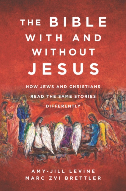 Bible With and Without Jesus