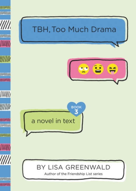 TBH #3: TBH, Too Much Drama