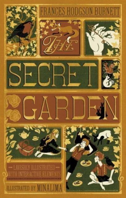 Secret Garden: MinaLima Edition