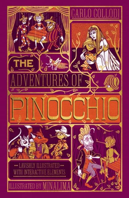 Adventures of Pinocchio: MinaLima Edition