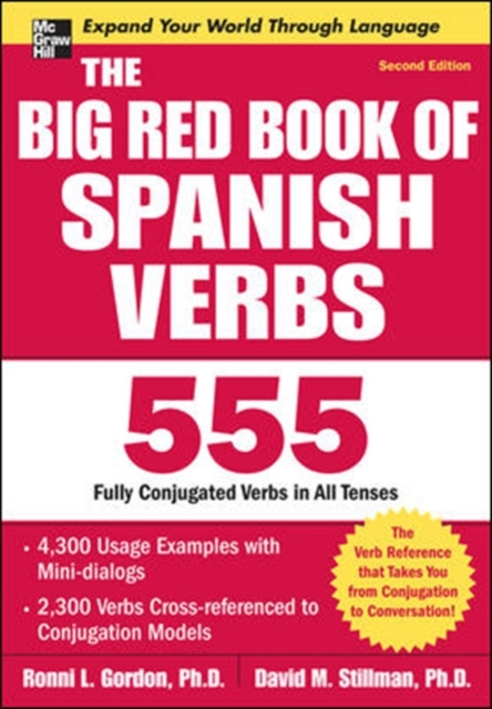 Big Red Book of Spanish Verbs, Second Edition