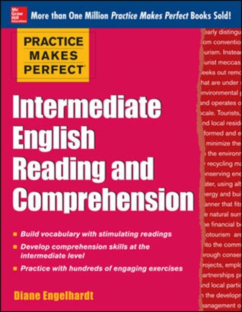 Practice Makes Perfect Intermediate English Reading and Comprehension