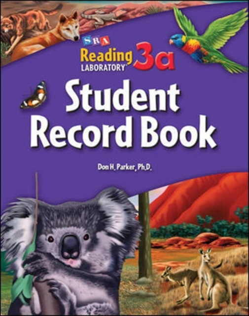 Reading Lab 3a, Student Record Books (Pkg. of 5), Levels 3.5 - 11.0