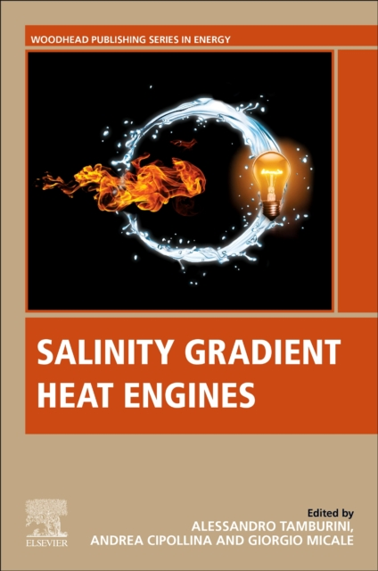 Salinity Gradient Heat Engines