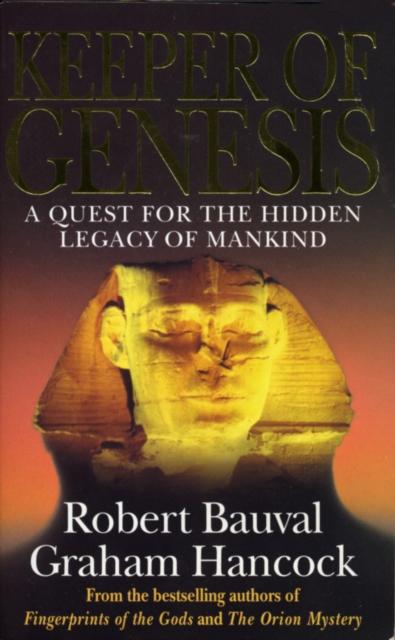 Keeper Of Genesis