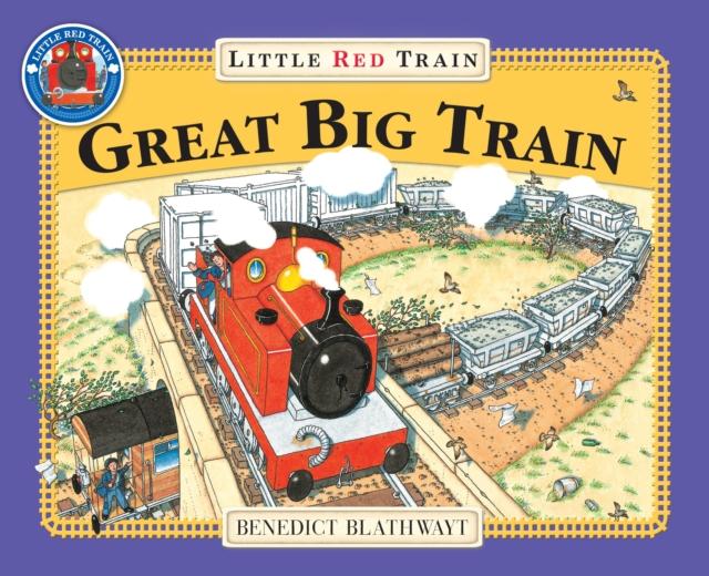 Little Red Train: Great Big Train