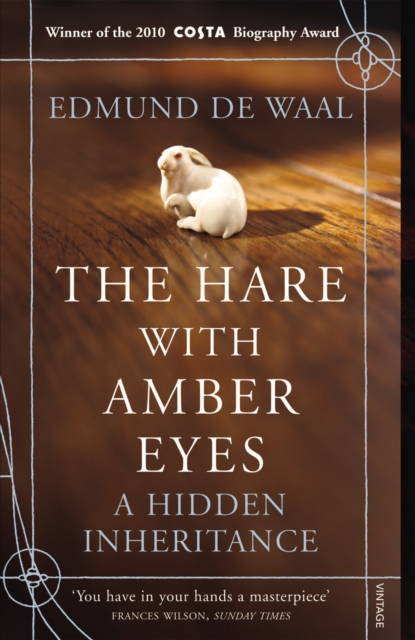 Hare With Amber Eyes