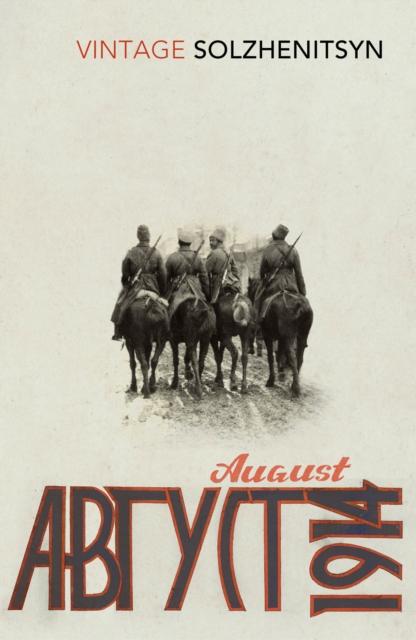 August 1914 (Vintage Classics)