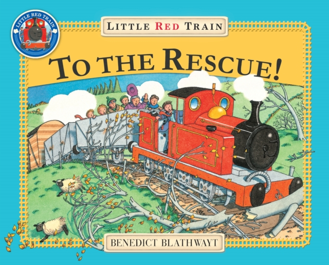 Little Red Train: To The Rescue