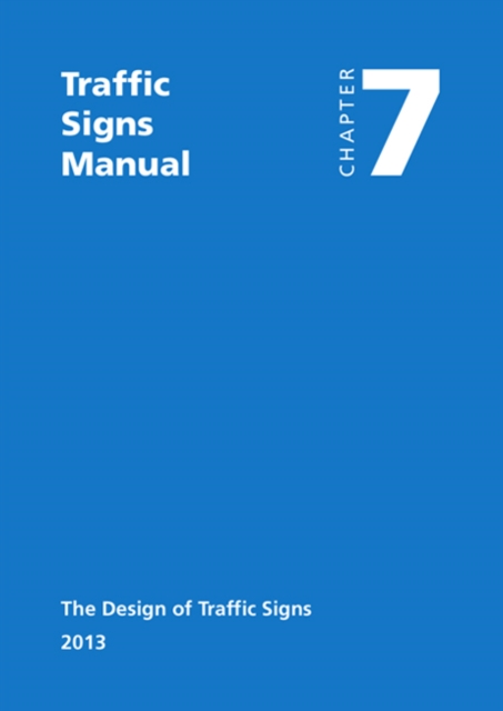 Traffic signs manual